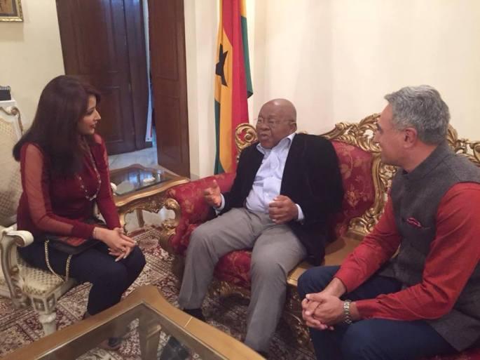 us at ghanian embassy