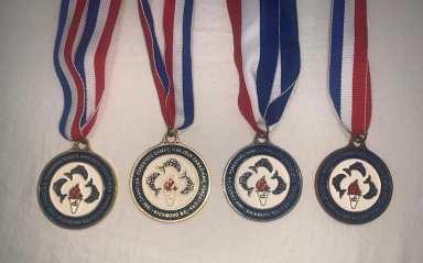 medals Jass mann