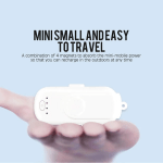 Peeps™ Miniature Magnetic Portable Power Bank