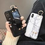 Peeps™ Marble Wrist Strap Case