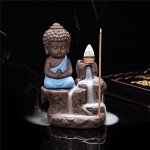 Buddha Fountain Incense Burner