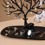 Deer Tree Shaped Jewellery Holder