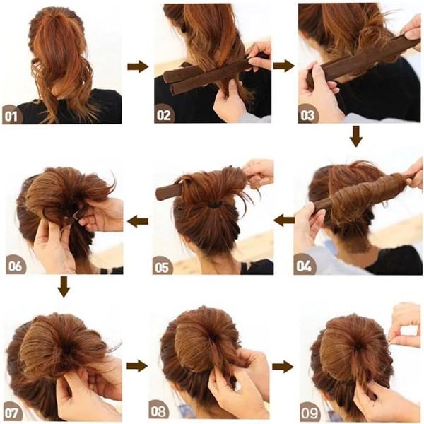 Hair Bun Maker