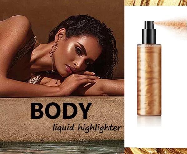 brown shade highlighter
