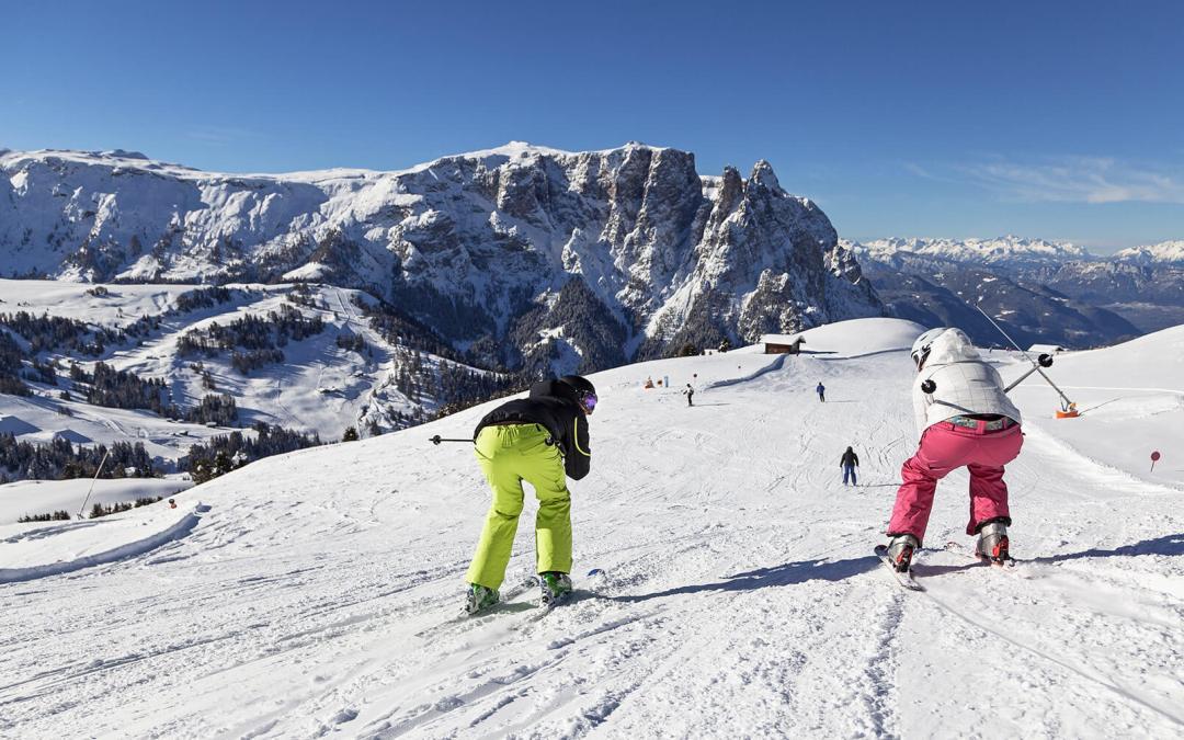 Ski Opening auf den Pisten in Tirol, Südtirol undTrentino