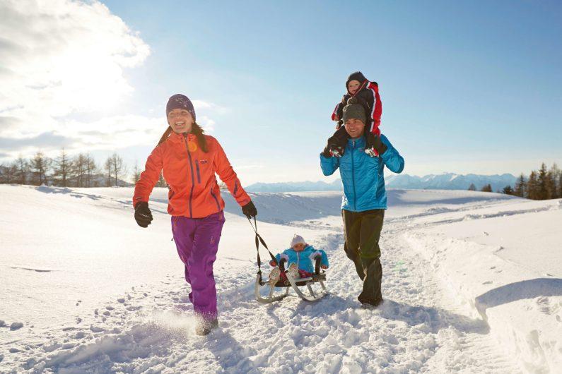 Ihr Familien-Winterurlaub in Südtirol von A bisZ