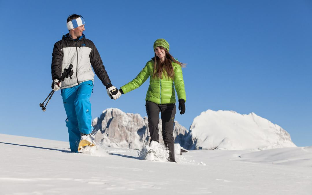 7 snowshoe hikes in Trentino and South Tyrol