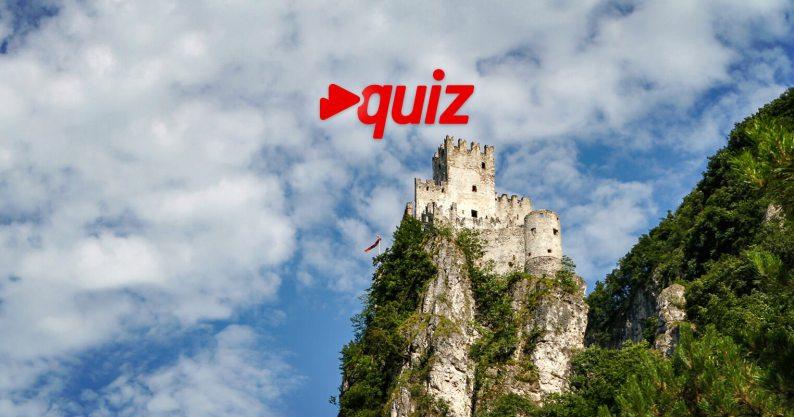 Quiz: Burgen und Schlösser in Südtirol und im Trentino – erkennst dusie?