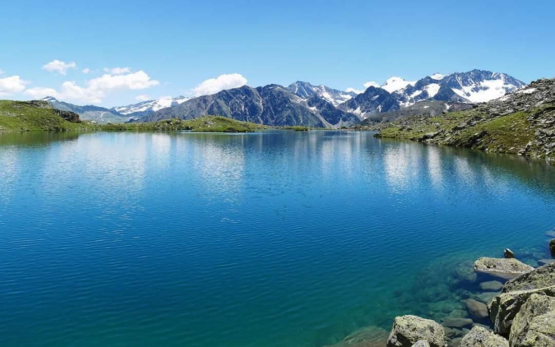 Erfrischend: Bergseewanderungen in Nord- undOsttirol