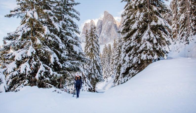 5 idyllische Winterwanderungen inSüdtirol