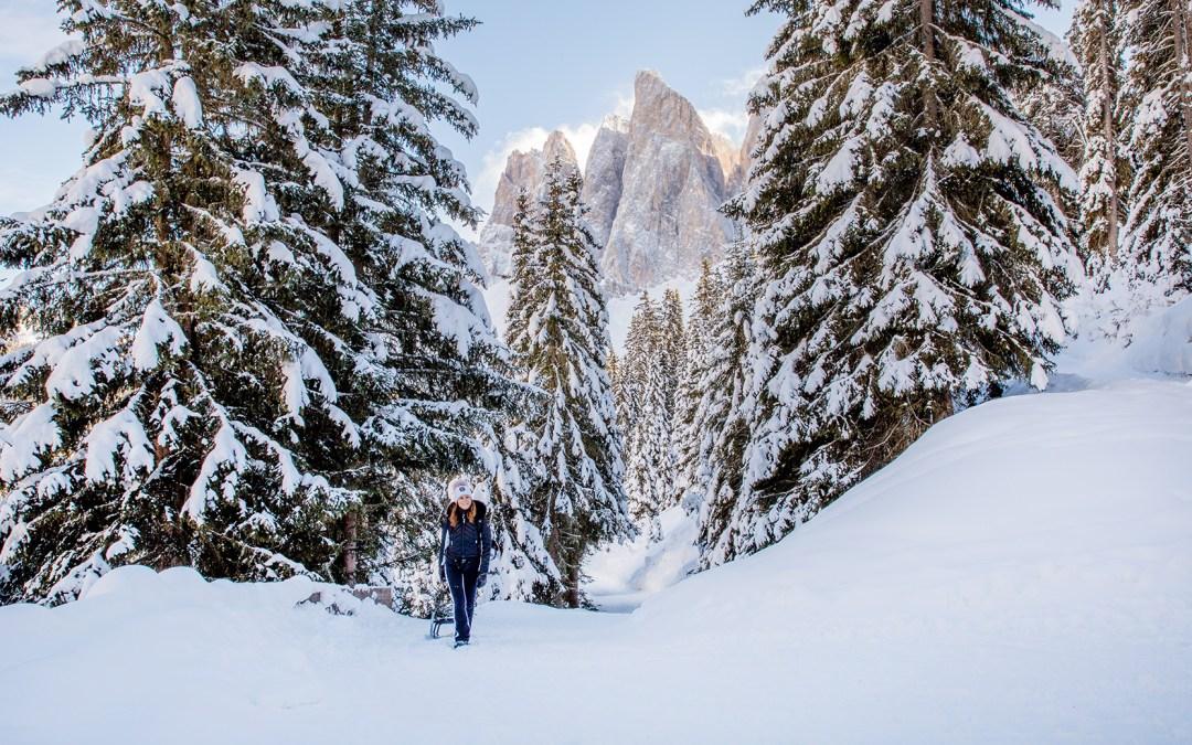 5 escursioni invernali da sogno in AltoAdige