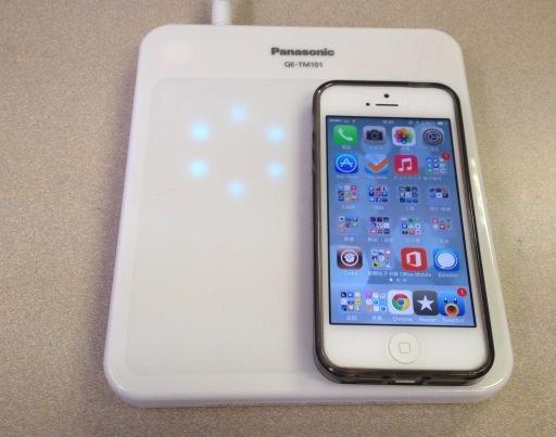 iPhoneとAndroidで非接触充電 Qi三昧してみた