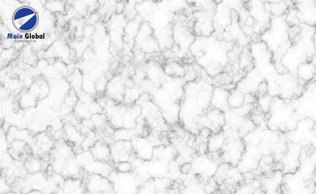 Marble-4-zero ghosting writable wall covering