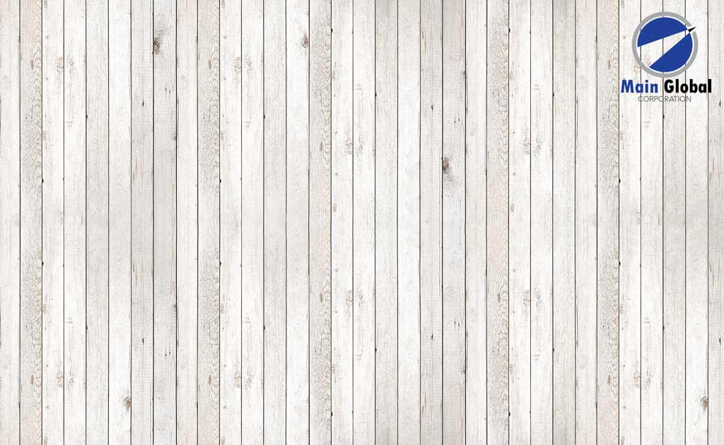 White Wood zero ghosting writable wall covering