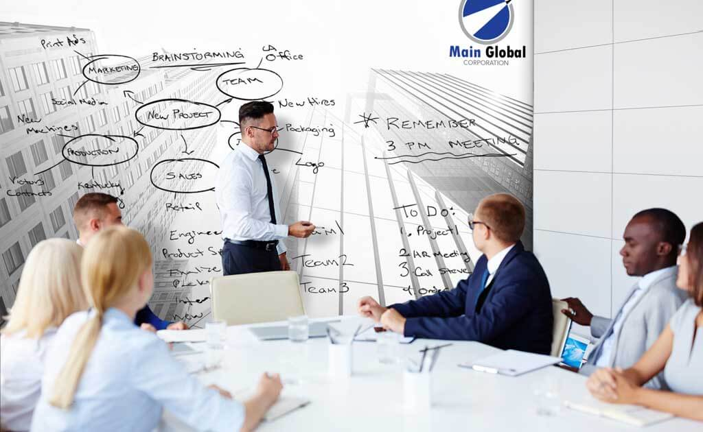 architecture theme design zero ghosting writable wall covering