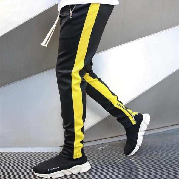 Pantalon de jogging slim décontracté pour hommes