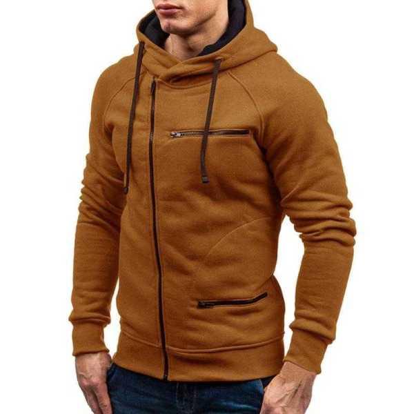 Lässiger Streetwear-Kapuzenpullover für Männer