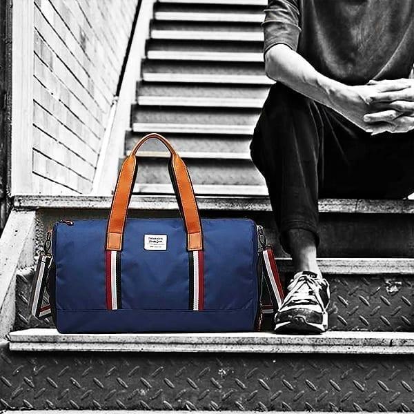 Men's waterproof sports bag or multifunction trip