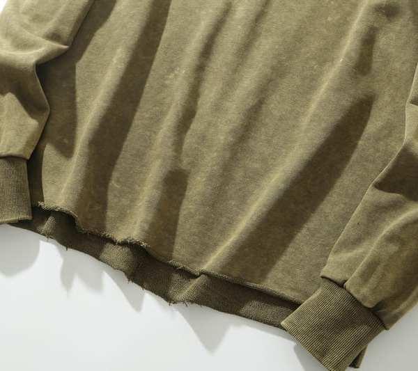 Sweatshirt classic style streetwear for men