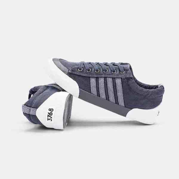 Zapatillas deportivas estilo zapatos de skate para hombre