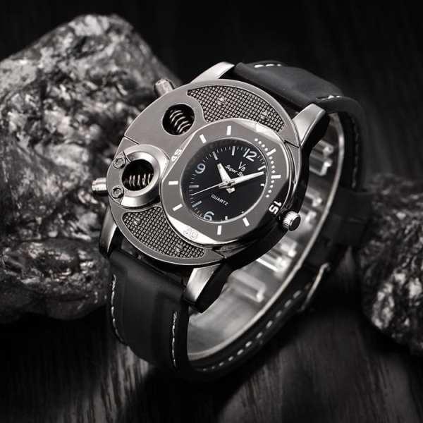 Watch V8 quartz elegant design sports men
