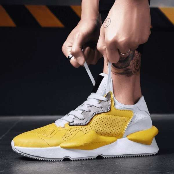 Zapatillas transpirables para hombre