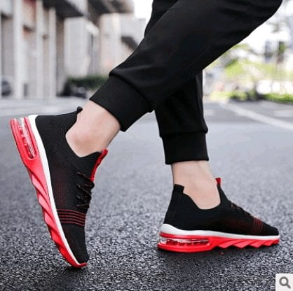 Men's light absorption sneakers shoes