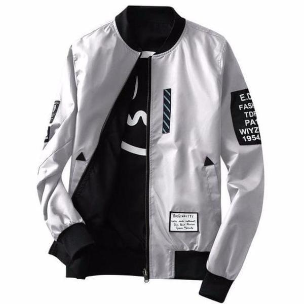 Bomber fashionable jacket for men