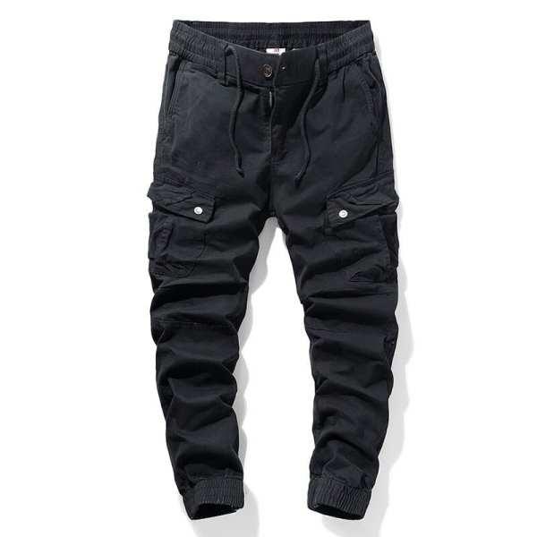 Pantalon Cargo casual style militaire pour hommes