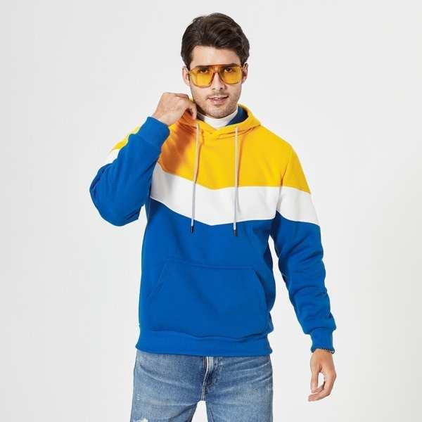 Sudadera con capucha de diseñador original para hombre