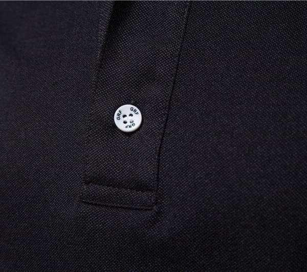 Original men's collar design polo design