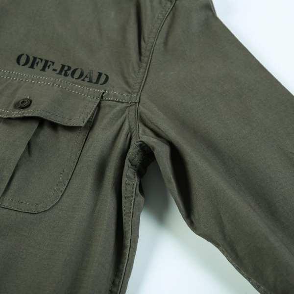 Long-sleeved shirt for solid-coloured men