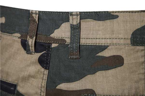 Short casual style camouflage pour hommes