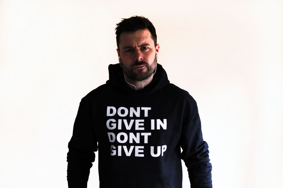 THE LAST DAY TO GET A DONT GIVE IN DONT GIVE UP HOODIE OR T-SHIRT