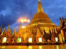 Shwedagon Paya - The burmese Notre Dame (to simplify)