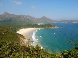 Tai Long Wan beach