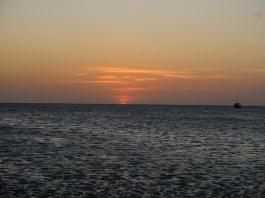 Perfect condictions for sunset in Cabo de la Vella