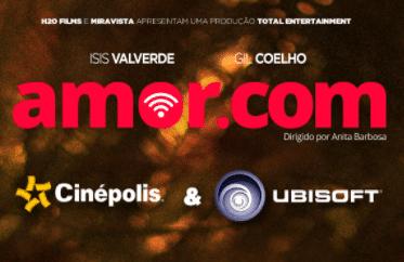 Promoção amor.com. Cinépolis