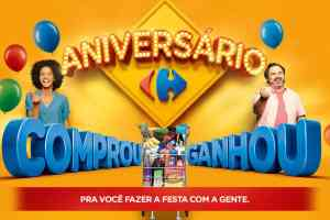 Promoção de Aniversário Carrefour 2017