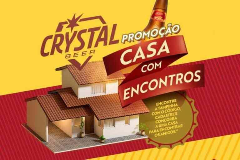 Promoção Cerveja Cristal 2018