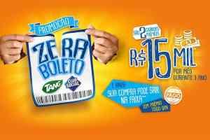 Promoção Zera Boleto Tang Club Social