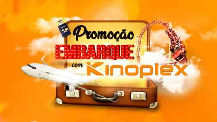 Promoção embarque com kinoplex