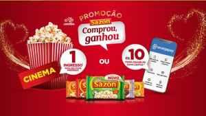 Promoção Sazón 2020 Comprou, Ganhou