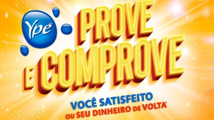 Promoção Ypê 2020 Prove e comprove