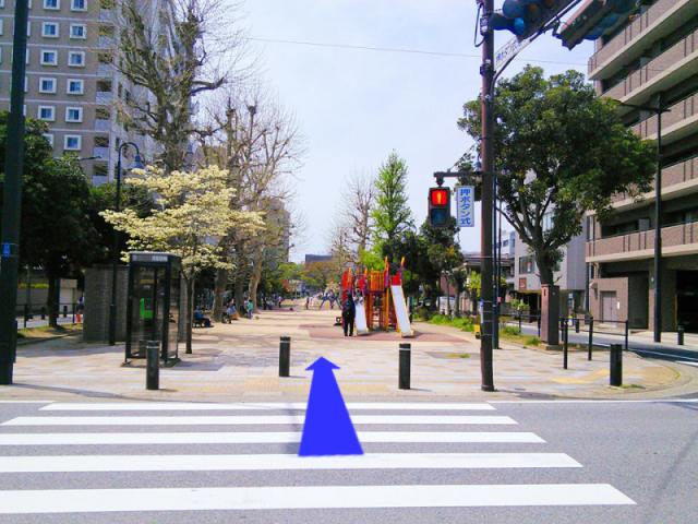 京成千葉中央駅からペガサスまでの歩き方
