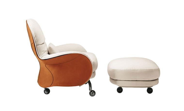Louisiana armchair | Designer : Vico Magistretti