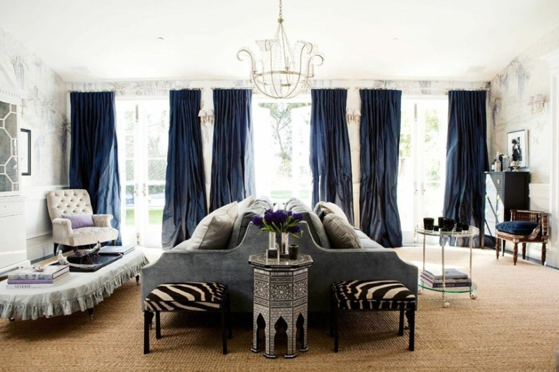 Windsor Smith decor | Equestrian lifestyle : stables in the house