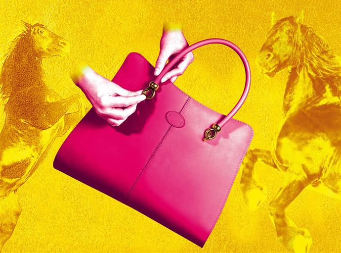 "www.pegasebuzz.com | ""Pop Touch"" David LaChapelle for Tod's Sella Bag 2013"