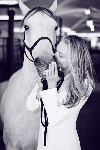 www.pegasebuzz,com | Tatjana Patitz by Jaan Eric Fischer for Equistyle, fall 2013