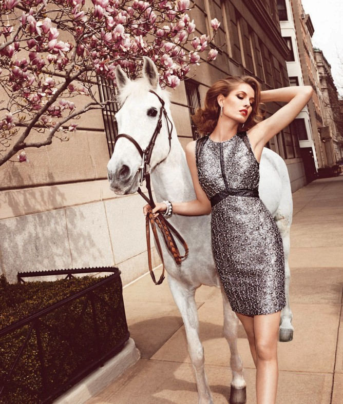 www.pegasebuzz.com | Nadja Bender by Camilla Akrans for Neiman Marcus, september 2014
